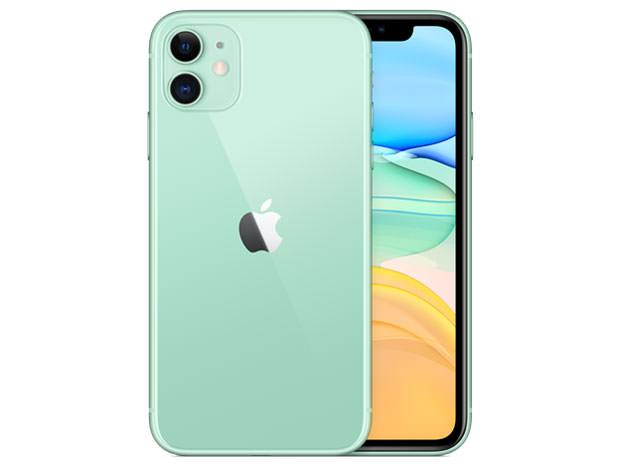 iPhone 11 64GB SIMフリー [グリーン]