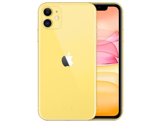 iPhone 11 64GB SIMフリー [イエロー]