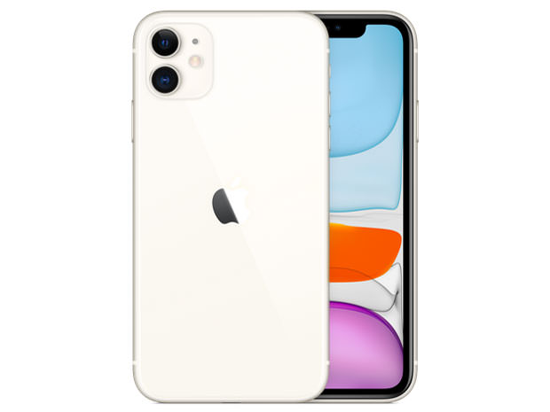 iPhone 11 64GB SIMフリー [ホワイト]
