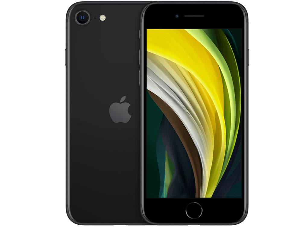 iPhone SE (第2世代) 64GB SIMフリー [ブラック]