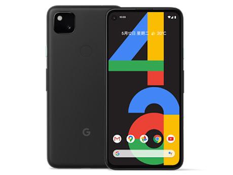 Google Pixel 4a SIMフリー