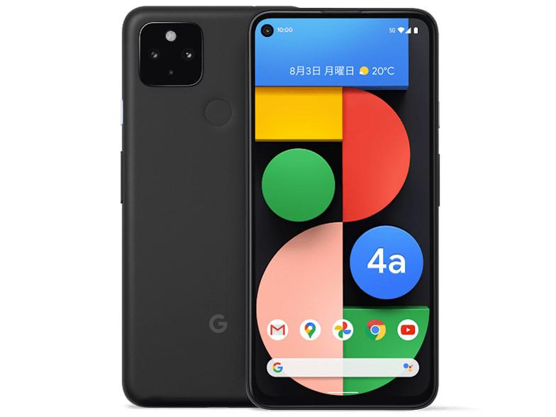 Google Pixel 4a (5G) SIMフリー