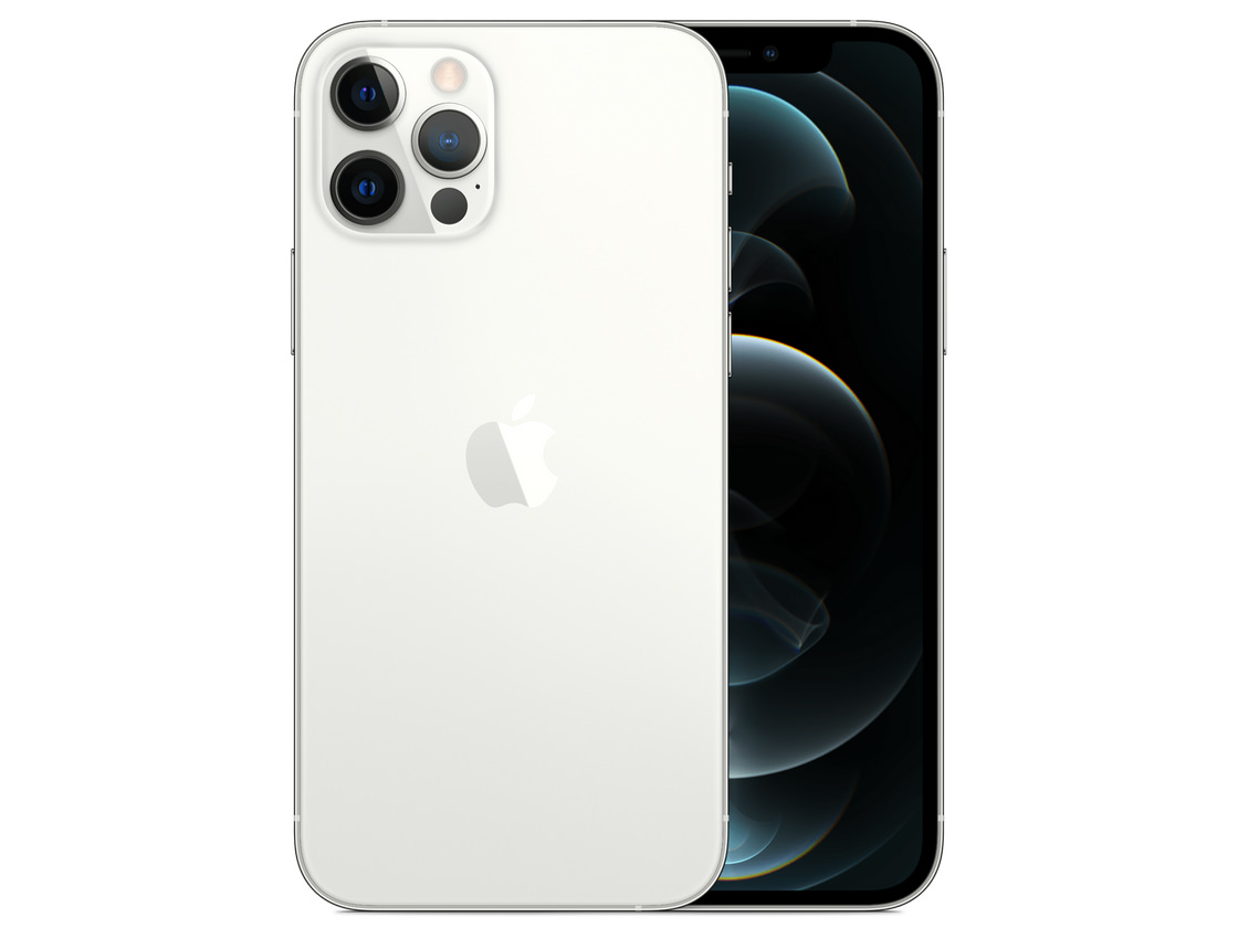 iPhone 12 Pro 128GB SIMフリー [シルバー]