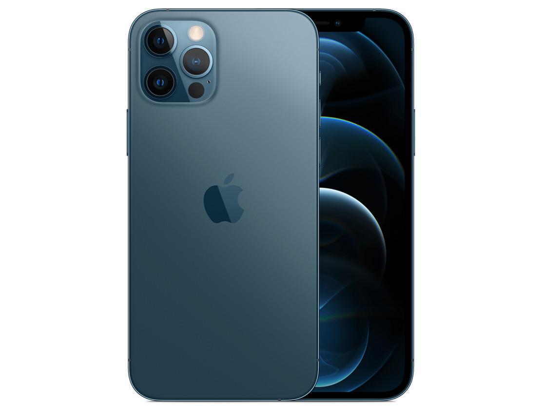 iPhone 12 Pro 128GB SIMフリー [パシフィックブルー]