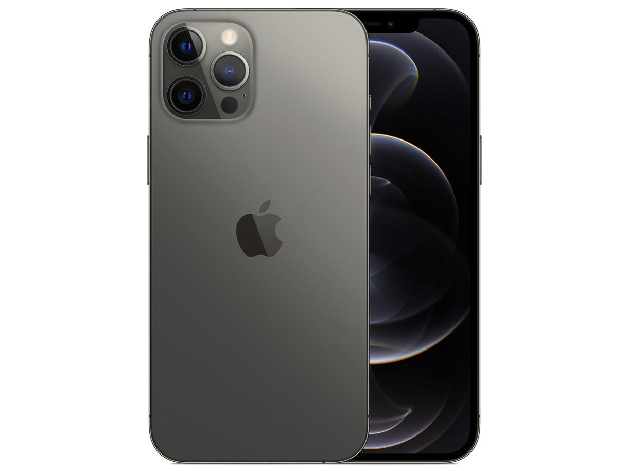 iPhone 12 Pro Max 128GB SIMフリー [グラファイト]