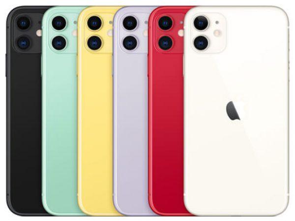 iPhone 11 / Apple