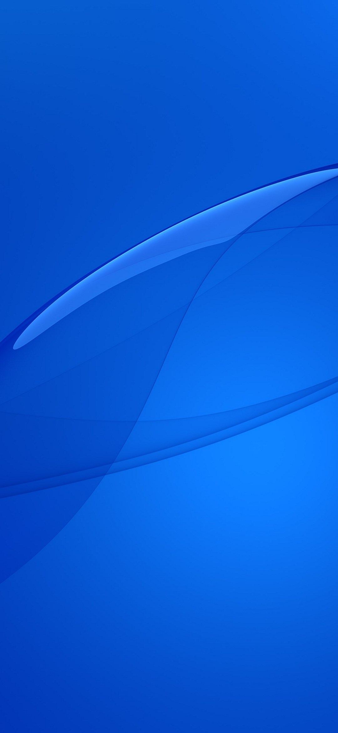 Beautiful And Simple Blue Background Redmi 9t Android スマホ壁紙 待ち受け スマラン