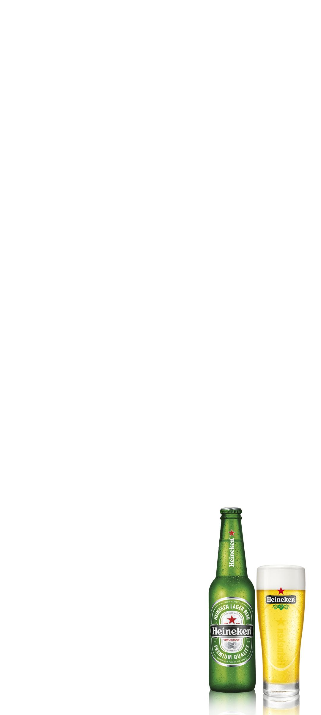 Heineken 瓶ビール OPPO Reno3 A スマホ壁紙・待ち受け