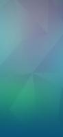 淡い寒色系のグラデーション Redmi Note 9T Androidスマホ壁紙・待ち受け
