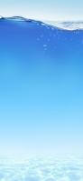 クリーンな水 Redmi Note 9T Androidスマホ壁紙・待ち受け