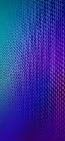 紫と青の楕円 グラデーション Redmi Note 9T Androidスマホ壁紙・待ち受け