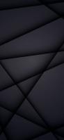 黒い線 スタイリッシュ Redmi Note 9T Androidスマホ壁紙・待ち受け