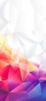 綺麗なクリーンなポリゴン Redmi Note 9T Androidスマホ壁紙・待ち受け