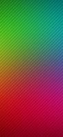 緑とピンクのグラデーション Redmi Note 9T Androidスマホ壁紙・待ち受け