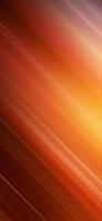 Glow beautiful orange border Redmi 9T Android スマホ壁紙・待ち受け