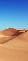 青空と砂漠 Redmi Note 9T Androidスマホ壁紙・待ち受け
