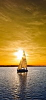 Yacht sailing Redmi 9T Android スマホ壁紙・待ち受け