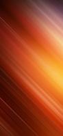 綺麗なオレンジの斜めの線 iPhone 11 Pro スマホ壁紙・待ち受け