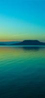 水色の絶景 iPhone 11 Pro スマホ壁紙・待ち受け