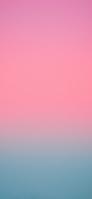 ピンクと青 iPhone 11 Pro スマホ壁紙・待ち受け