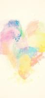 水彩画 アート iPhone 12 スマホ壁紙・待ち受け