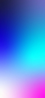 美しい紫・青のグラデショーン iPhone 12 Pro スマホ壁紙・待ち受け