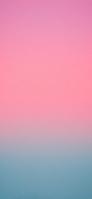 ピンク・青のグラデーション iPhone 11 Pro Max スマホ壁紙・待ち受け