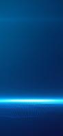 サイバー 青い光 iPhone 11 Pro Max スマホ壁紙・待ち受け