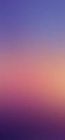 淡い紫とピンクのグラデーション iPhone 11 Pro Max スマホ壁紙・待ち受け