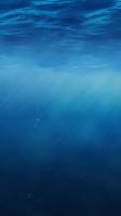 水泡 光 水面 水中 iPhone SE (第2世代) スマホ壁紙・待ち受け