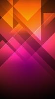 お洒落なピンクとオレンジのテクスチャー iPhone SE (第2世代) スマホ壁紙・待ち受け