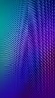 穴の開いた紫・緑の綺麗なグラデーション iPhone SE (第2世代) スマホ壁紙・待ち受け