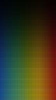 小さい四角の集まり 鮮やかなグラデーション iPhone SE (第2世代) スマホ壁紙・待ち受け