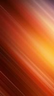 超綺麗なオレンジの斜線 iPhone SE (第2世代) スマホ壁紙・待ち受け