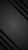 かっこいい黒の段差があるテクスチャー iPhone SE (第2世代) スマホ壁紙・待ち受け