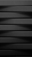 交差する黒い金属 iPhone SE (第2世代) スマホ壁紙・待ち受け