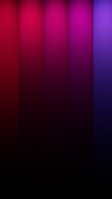 赤・ピンク・紫の幅広いボーダー iPhone SE (第2世代) スマホ壁紙・待ち受け