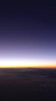 空と陸と地平線 iPhone SE (第2世代) スマホ壁紙・待ち受け