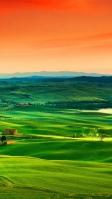 めちゃくちゃ綺麗な田舎の風景 iPhone SE (第2世代) スマホ壁紙・待ち受け