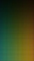 緑と黄色のタイル状の背景 iPhone SE (第2世代) スマホ壁紙・待ち受け