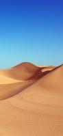 美しいサハラ砂漠 iPhone11のスマホ壁紙・待ち受け