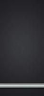 黒 白と青色のボーダー iPhone 11 スマホ壁紙・待ち受け