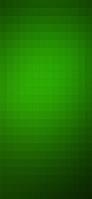 区切りある緑の四角 iPhone 11 スマホ壁紙・待ち受け