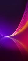 紫とピンクのグラデーション iPhone 11 スマホ壁紙・待ち受け