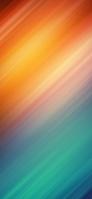 極彩色のグラデーション iPhone 11 スマホ壁紙・待ち受け