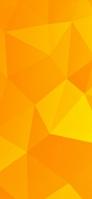 オレンジのパターン iPhone 11 スマホ壁紙・待ち受け