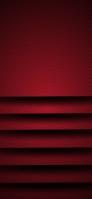 段差のある赤 iPhone 11 スマホ壁紙・待ち受け