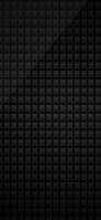 シンプルな黒のスクウェア iPhone 11 スマホ壁紙・待ち受け