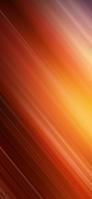 綺麗なオレンジのグラデーション iPhone 11 スマホ壁紙・待ち受け