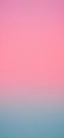 ピンクと青のグラデーション iPhone 11 スマホ壁紙・待ち受け